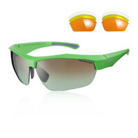 Sunwise Unisex Shipley Sunglasses Green Sports Running Water Resistant
