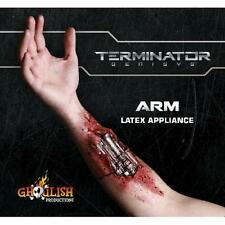 Terminator genisys Arm Wound ~ Ghoulish latex appliance ~ Halloween Prosthetic