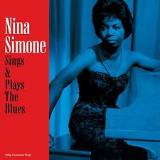 Nina Simone Sings and Plays The Blues 180g Coloured Vinyl LP Record
