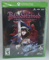 Bloodstained Ritual of the Night (Microsoft Xbox One, 2018) !!! BRAND NEW !!!