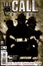 CALL OF DUTY: BROTHERHOOD (2002 Series) #1 Near Mint Comics Book