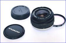 Olympus Zuiko MC Auto-W 35mm f/2.8 lens, OM mount,  Mint -.# 234781