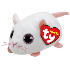 """TY Teeny Tys Anna Mouse Beanie Babies 3"""" Stuffed Plush Toy Stackable Tsum Tsum"""