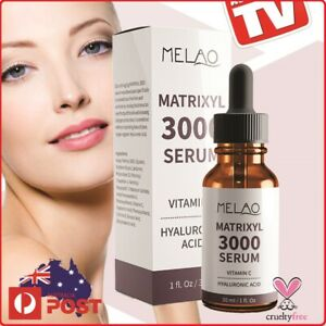 ✅ Matrixyl 3000 + Argireline Peptide + Hyaluronic Acid Serum FAST FREE📮💯❤️🌟✨✨