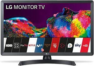 "LG 28"" Smart HD LED TV FreeviewHD, Freesat +USB Player&Recorder +Apps & Netflix"