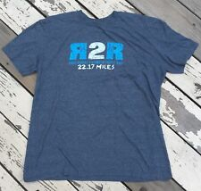 R2R Rock al rock * Paddleboard & Stand Up Paddle * MEN'S 22 Mile Race Shirt Piccoli