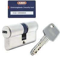 ABUS E20//E30 Einzelschlüssel Nachschlüssel