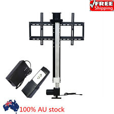 "Pop Up 700MM TV Lift LCD LED VESA Mount Bracket Remote Control  Stand 26"" - 57"""