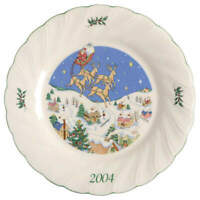 Nikko Happy Holidays 2004 Collector Plate 4354275