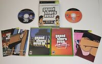 Complete - Rockstar Games Double Pack Grand Theft Auto III & Vice City - XBOX