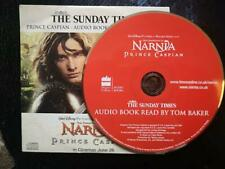 Prince Caspian Audio book read by Tom Baker - Sunday Times Version