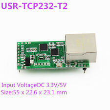 USR-TCP232-T2 Serial to RJ45 Module UART TTL to Ethernet/TCPIP Converter