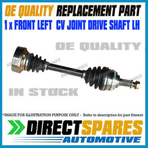 LH CV Joint Shaft fits TOYOTA CELICA COROLLA CELICA ST185 10/89-9/93 MANUAL