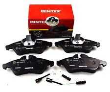 MINTEX FRONT AXLE BRAKE PADS FOR MERCEDES BENZ VW MDB3021 (REAL IMAGE OF PART)