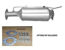 FORD FOCUS 2.0TDCi [3/04-7/11] EXHAUST DPF DIESEL PARTICULATE FILTER + FITTINGS