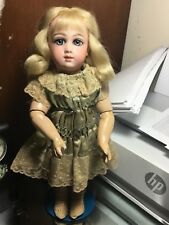 #1 Antique Doll French At