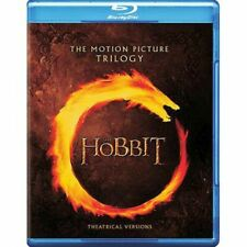 Hobbit: The Motion Picture Trilogy (Theatrical Versions) BLU-RAY