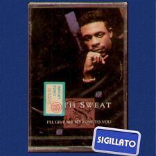 "KEITH SWEAT "" I'LL GIVE ALL MY LOVE TO YOU "" MUSICASSETTA SIGILLATA  (MC - K7)"
