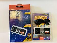 The Edge Gamepad V2 For NES Classic Edition & Wii U  - Bonus Book -9F CABLE