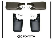 Genuine Toyota Tacoma Complete PreRunner Mud Guard Flap Kit  2005 -2014 OEM OE