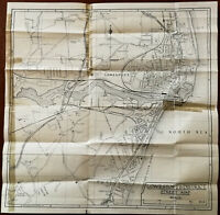 Lowestoft & District Street Map. The Home Publishing Co.