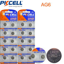 20 x LR69 171 920 AG6 Alkaline Button Battery LR921 GP91A SR920W Coin Watch Cell