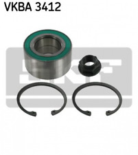 Radlagersatz für Radaufhängung Vorderachse SKF VKBA 3412
