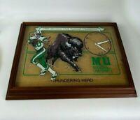 Marshall University 1992 Division 1AA National Champions Football Clock Go Herd