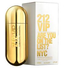 212 VIP de CAROLINA HERRERA - Colonia / Perfume EDP 80 mL - CH Mujer / Woman Her