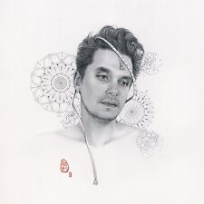 JOHN MAYER THE SEARCH FOR EVERYTHING CD (Released April 14th, 2017)