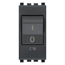 VIMAR EIKON INTERRUTTORE MAGNETORERMICO 1P+N C16 120-230V GRIGIO 20405.16