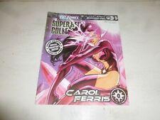 SUPER HERO COLLECTION Comic - Blackest Night - No 5 - CAROL FERRIS - DC Comic
