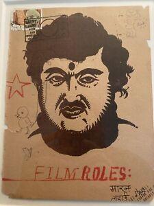 "Gary Taxali Original Work ""Film Roles"""