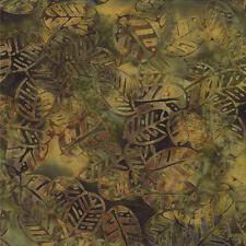 Sea Green Hope Chest Batiks by Moda Fabrics HALF YARD