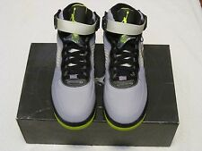 Nike Air Jordan Fusion AJF 5 Stealth/White-Black-BRGHT CCTS 318608-011 Size 11