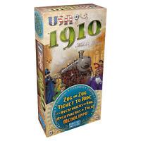 Ticket to Ride USA 1910 Expansion - English Version