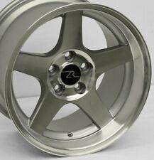 "17"" 03 SVT Mustang Cobra Deep Dish Style Wheels 17x9 17x10.5 5x114.3 SN95 94-04"