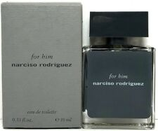 NARCISO RODRIGUEZ FOR HIM Eau De Toilette MINI SPRAY 0.33 Oz / 10 ml TRAVEL SIZE