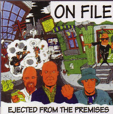 On file – ejected from the premises CD Oppressed 4 skins