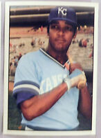 1975 SSPC Vada Pinson Kansas City Royals Baseball Card