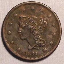 ~ 1841 US Large Cent