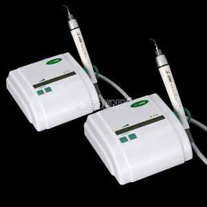 2 Packs Dental Scaling Perio Endo With LED Detachable K08DL ULTRASONIC SCALER