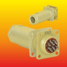 10 PIN RS10BTV РС10БТВ  RUSSIAN CONNECTOR PANEL MALE + CABLE FEMALE