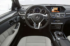 2014 - 2015 Mercedes-Benz E-Class C207 W212 Video In Motion TV FREE DVD