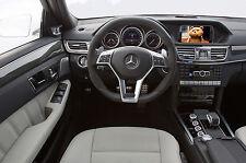 2014 - 2015 Mercedes-Benz E-Class C207 W212 Video In Motion TV FREE DVD