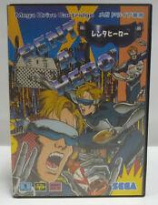 RENT A HERO - SEGA MEGA DRIVE MD NTSC JAPAN BOXED
