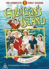 Gilligan's Island : Season 1 (DVD, 2004, 6-Disc Set)