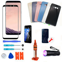 OEM Front Screen Glass Back Replacement Tools For Samsung Galaxy S8 G950