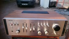 Rotel RA611 solid state ampifier