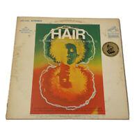 Hair Vinyl Album The Origial Brodway  Cast 1968 Rca
